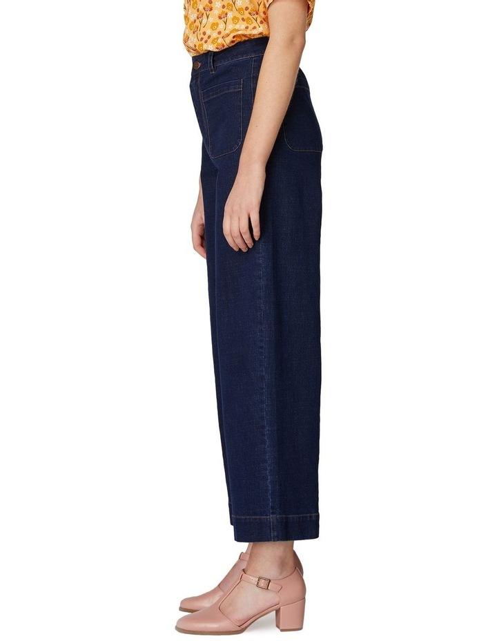 Elena In Spring Jeans image 2