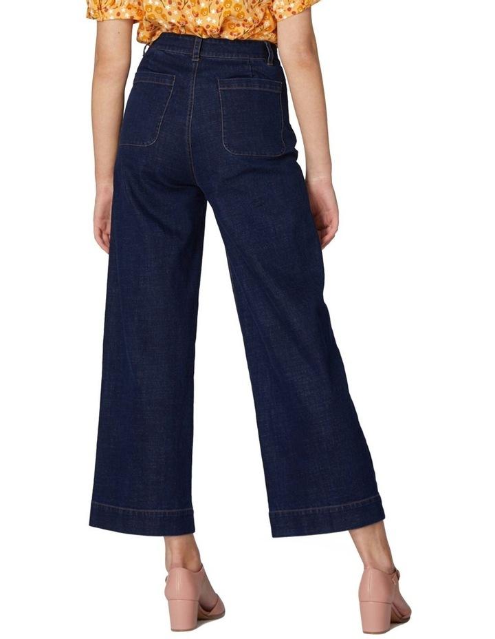 Elena In Spring Jeans image 3