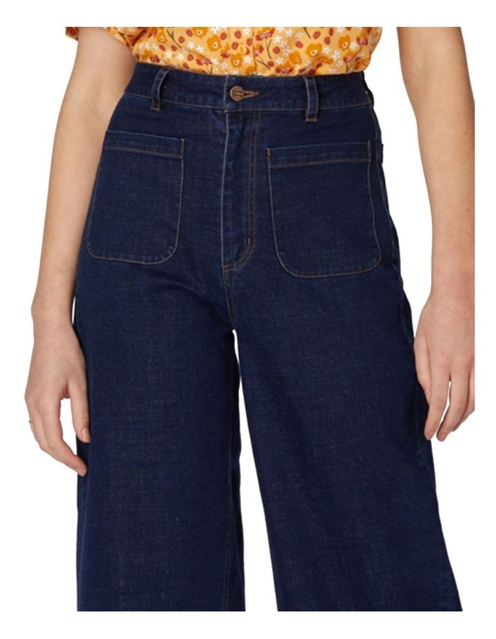 Elena In Spring Jeans image 4