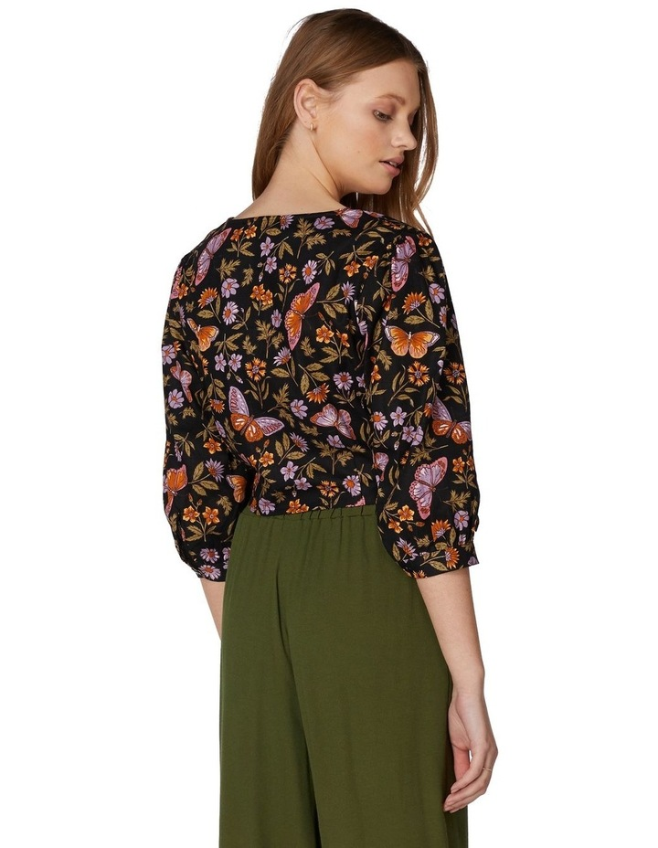 Babette Butterfly Blouse image 3