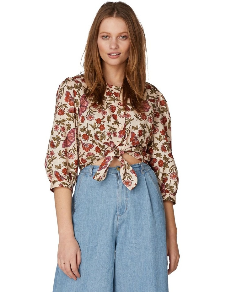 Babette Butterfly Blouse image 1