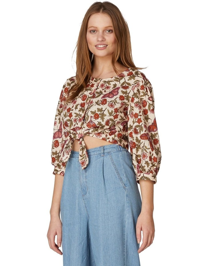 Babette Butterfly Blouse image 2