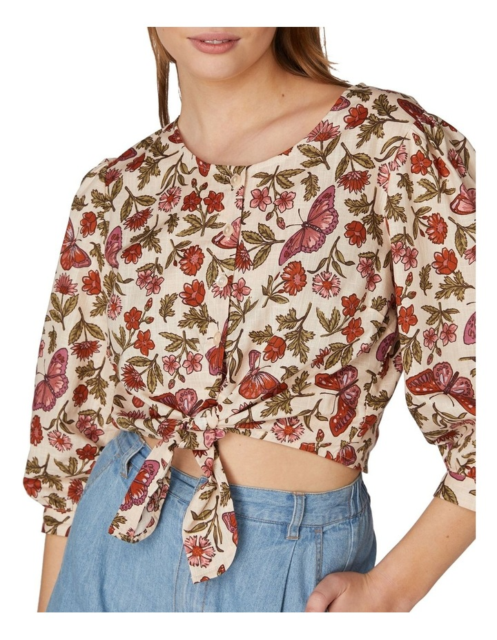 Babette Butterfly Blouse image 4