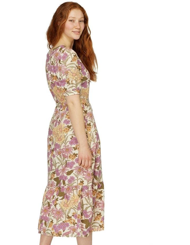 Honey Floral Dress image 2