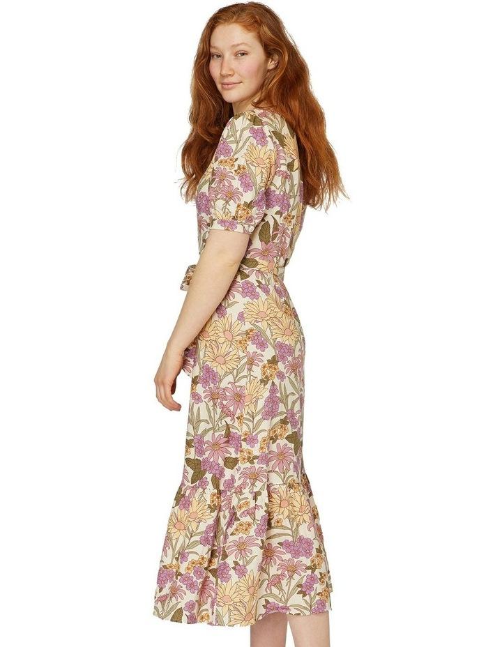Honey Floral Dress image 3