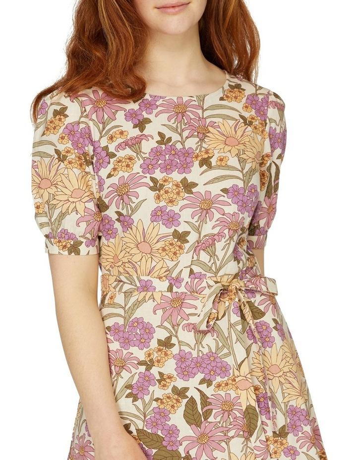 Honey Floral Dress image 4