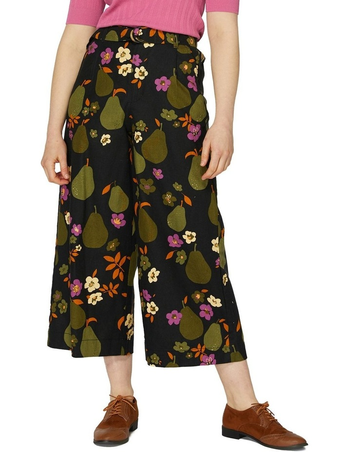Pear & Flower Culottes image 1