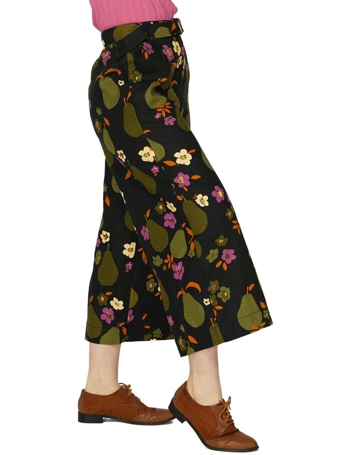 Pear & Flower Culottes image 2