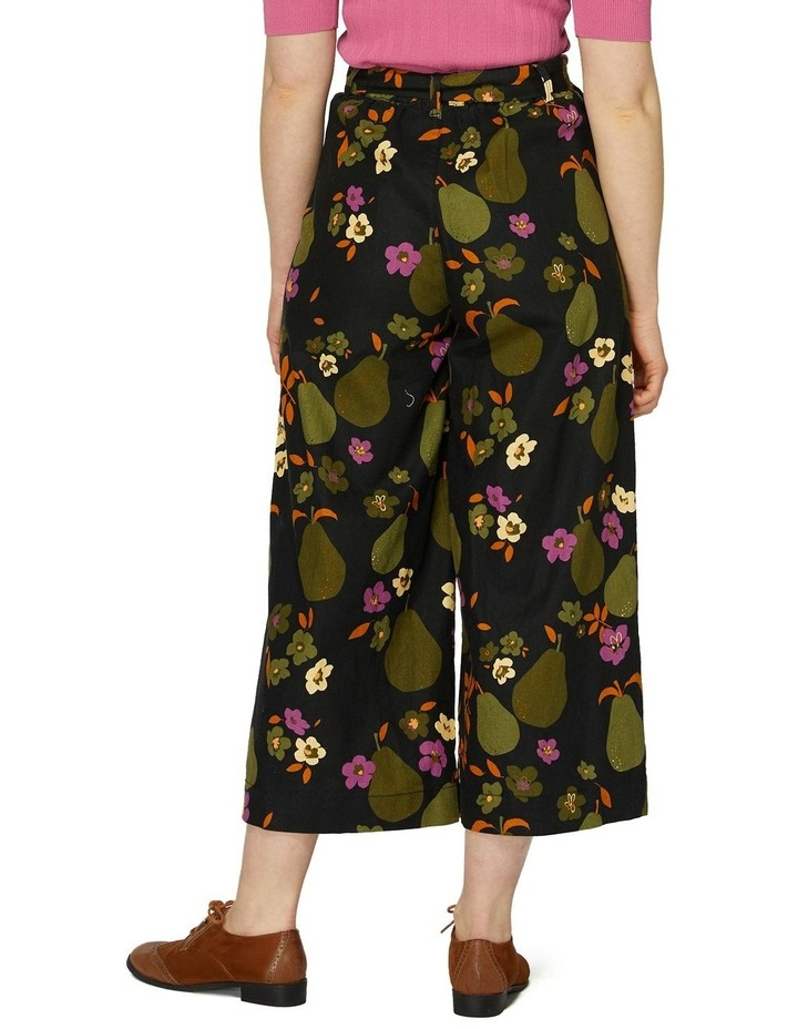 Pear & Flower Culottes image 3