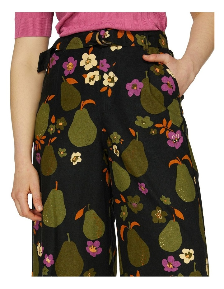 Pear & Flower Culottes image 4
