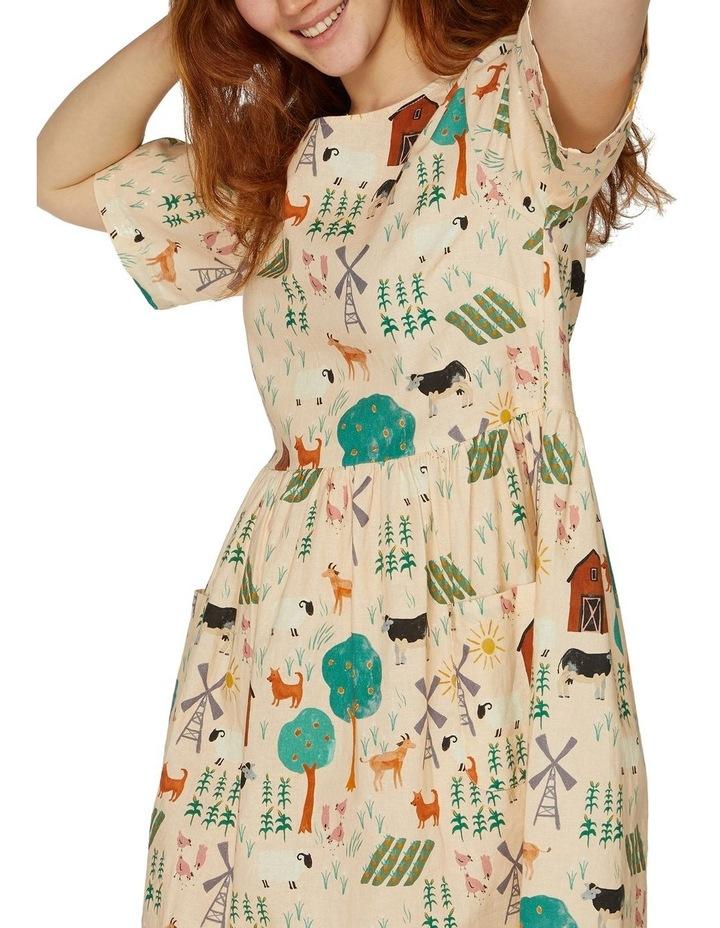 Farm Yard Dress image 4