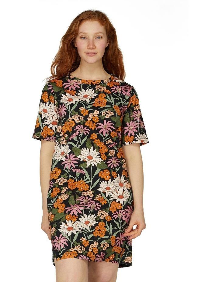 Honey Tee Shirt Dress image 1
