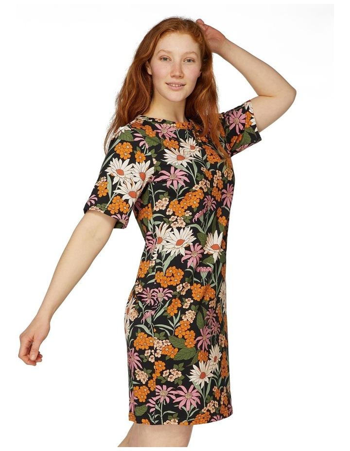 Honey Tee Shirt Dress image 2