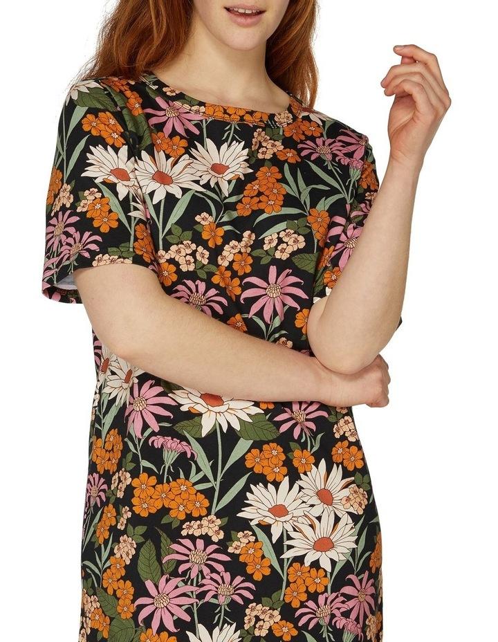 Honey Tee Shirt Dress image 4