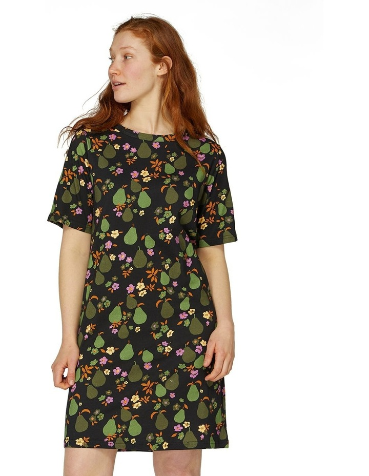 Pear Tee Shirt Dress image 1