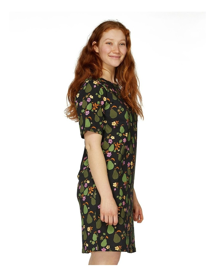Pear Tee Shirt Dress image 2