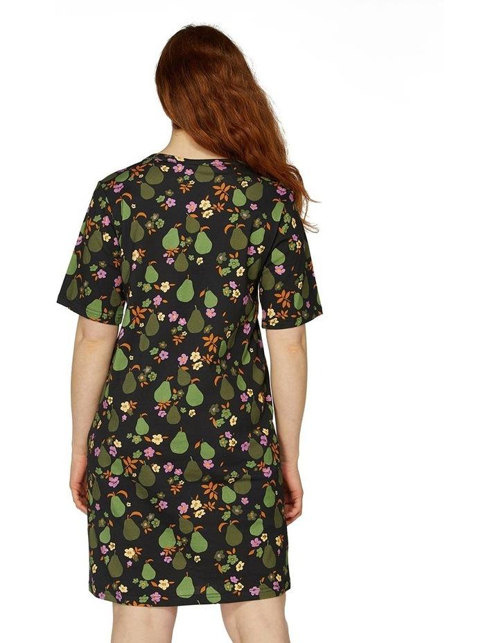 Pear Tee Shirt Dress image 3