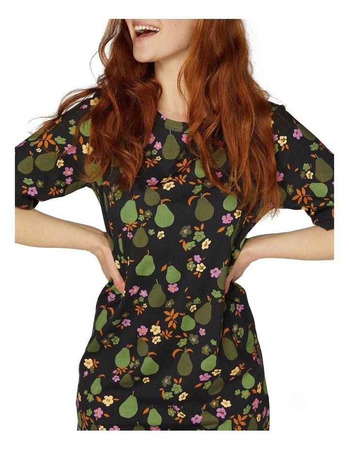Pear Tee Shirt Dress image 4