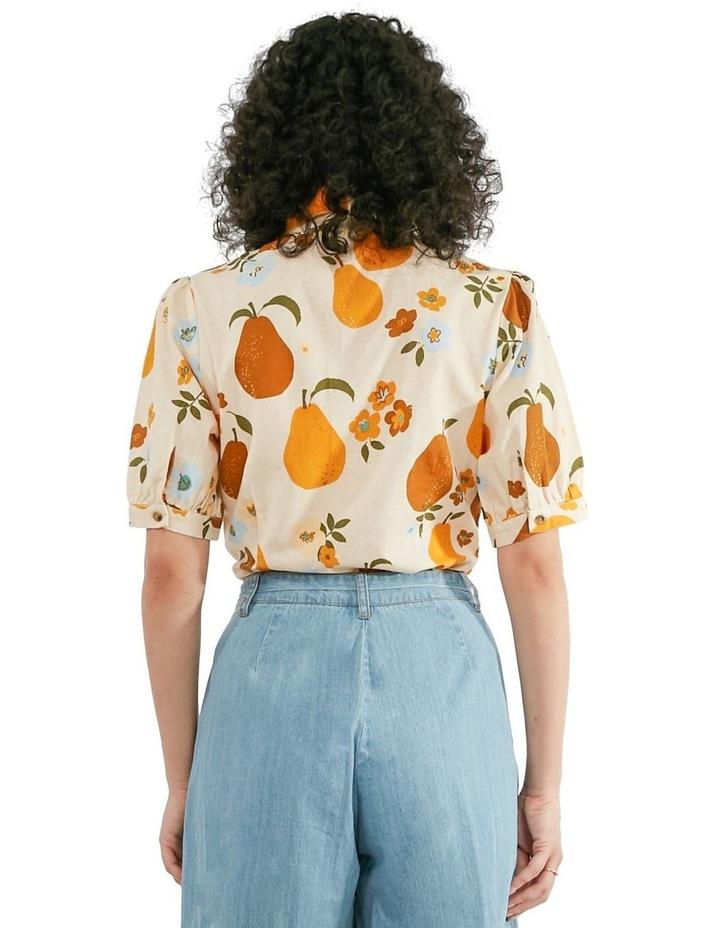 Pear & Flower Blouse image 3