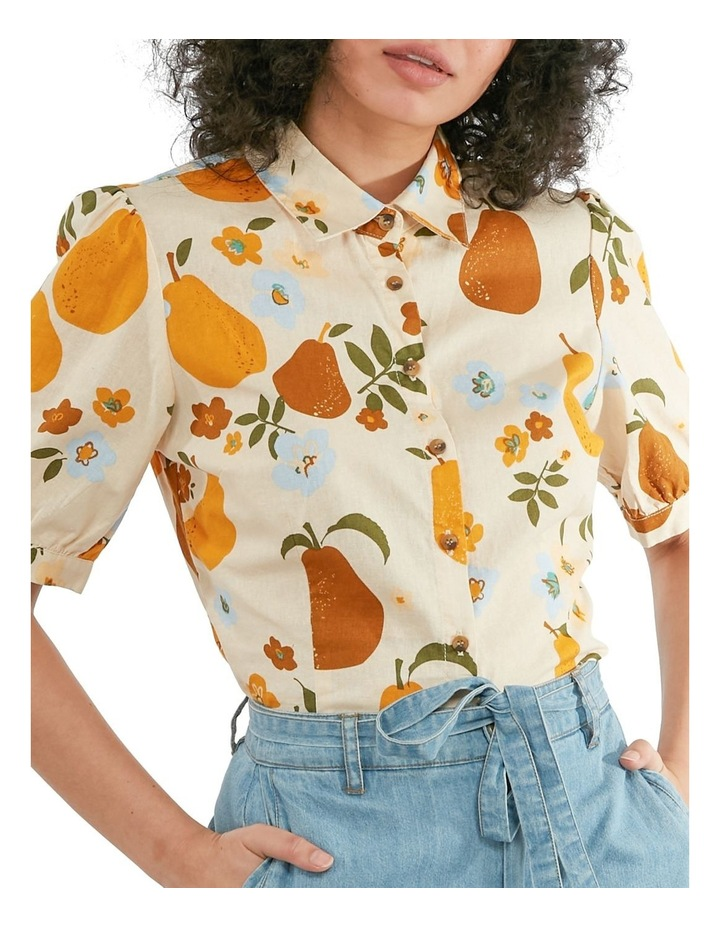 Pear & Flower Blouse image 4