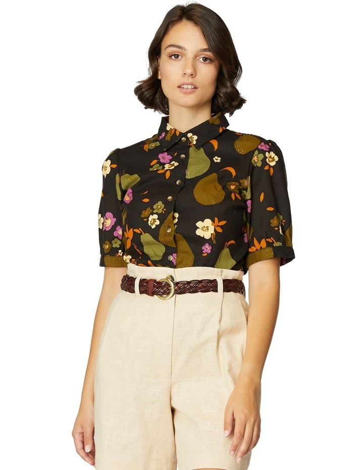 Pear & Flower Blouse image 1