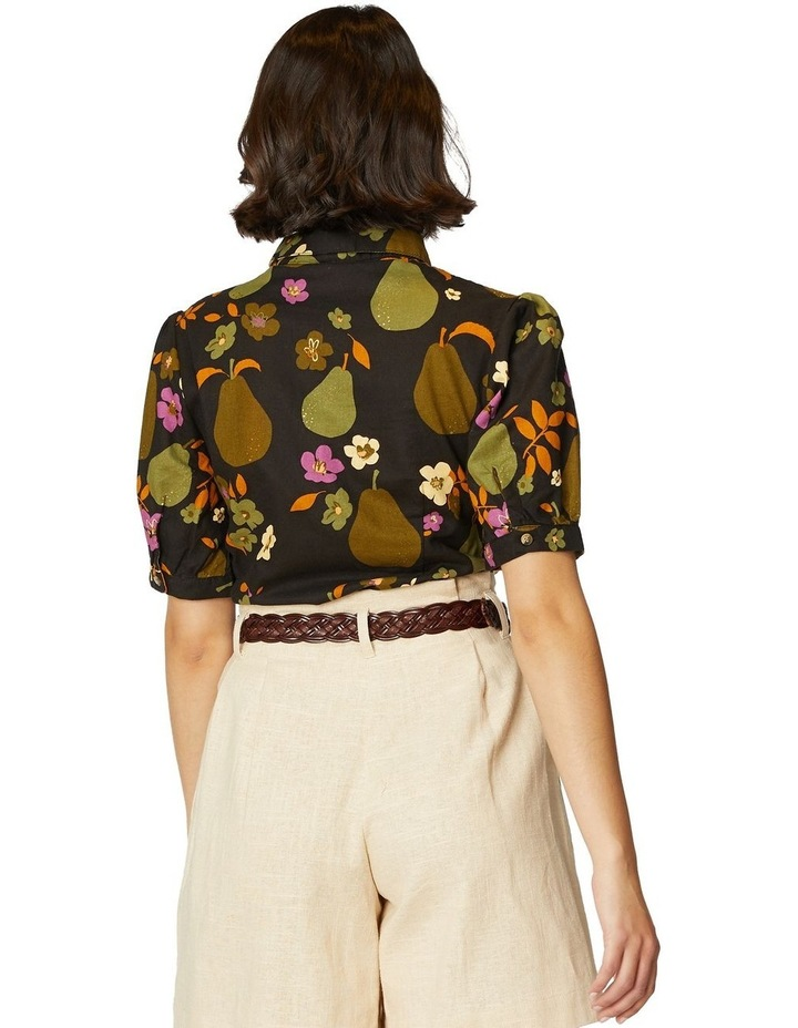 Pear & Flower Blouse image 3