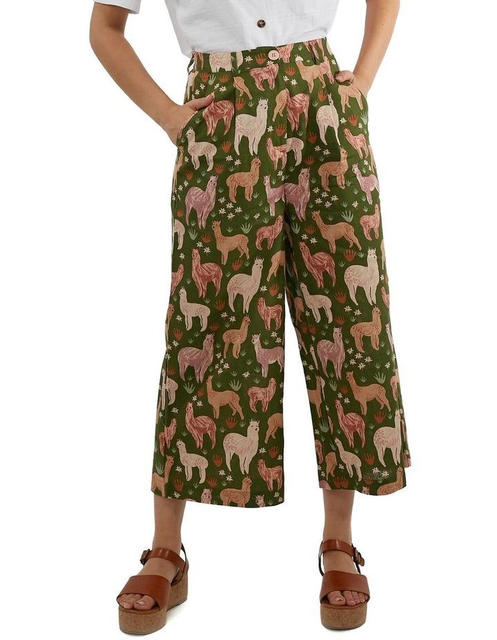 Bella Llama Culottes image 1