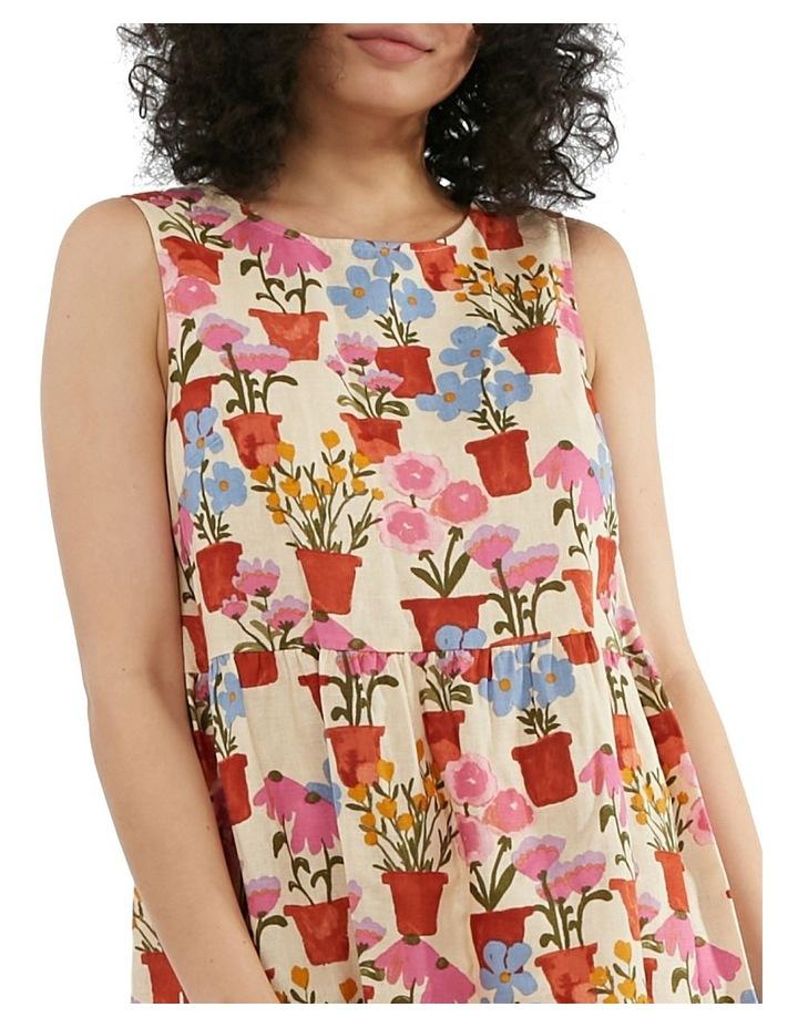 Flower Pots Dress image 4