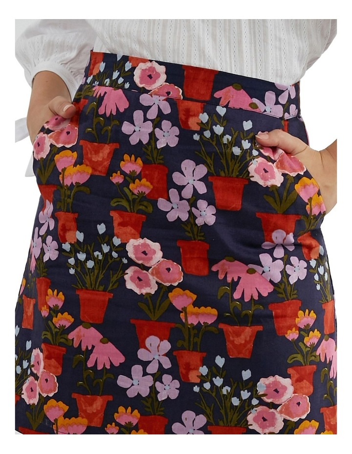 Flower Pots Skirt image 4