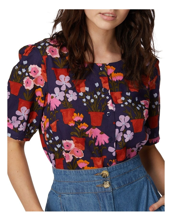 Flower Pots Blouse image 4