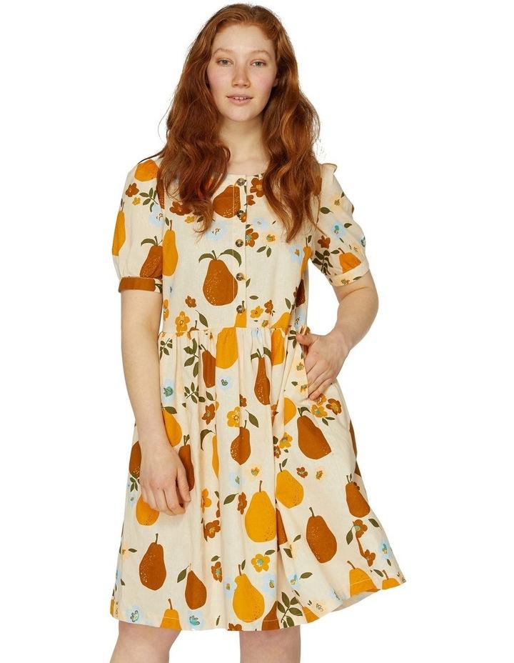 Pear & Flower Dress image 1