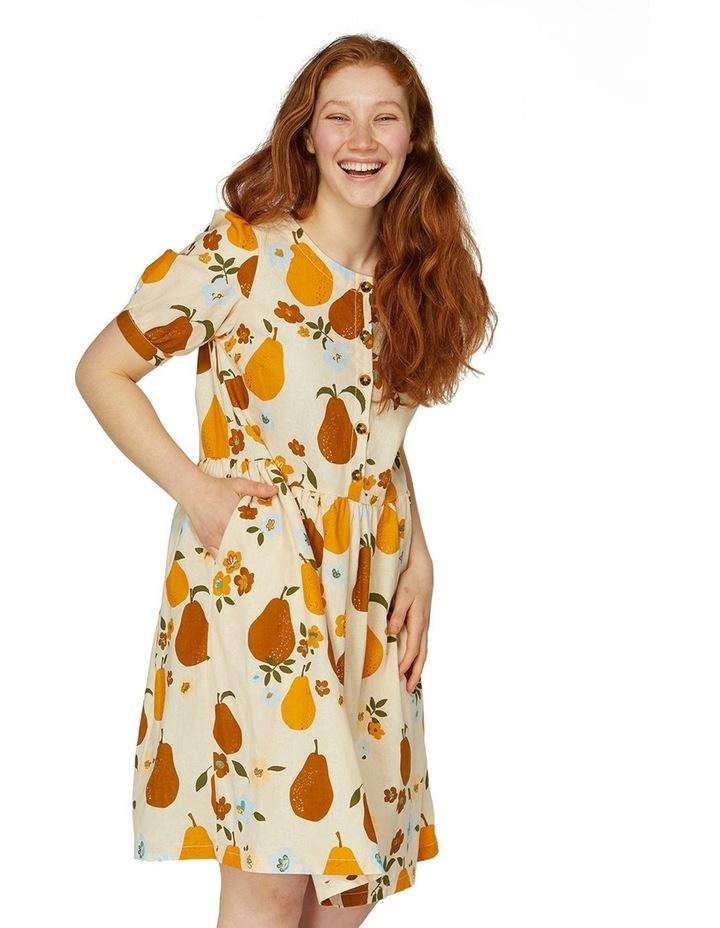 Pear & Flower Dress image 2
