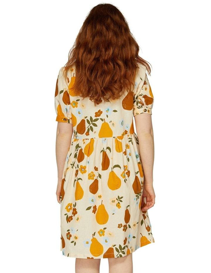 Pear & Flower Dress image 3