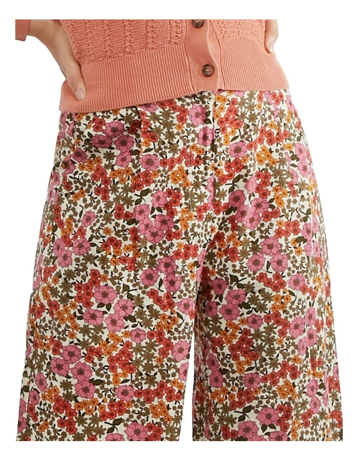 Milly Ditsy Pants image 4