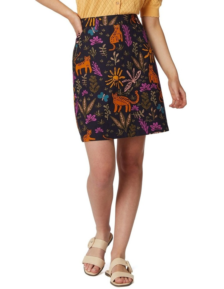 Tiger Skirt image 1