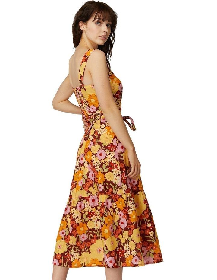 Gina Flora Strap Dress image 2