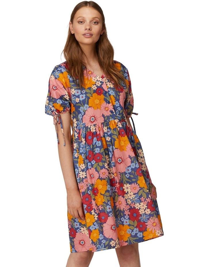 Gina Flora Smock Dress image 1