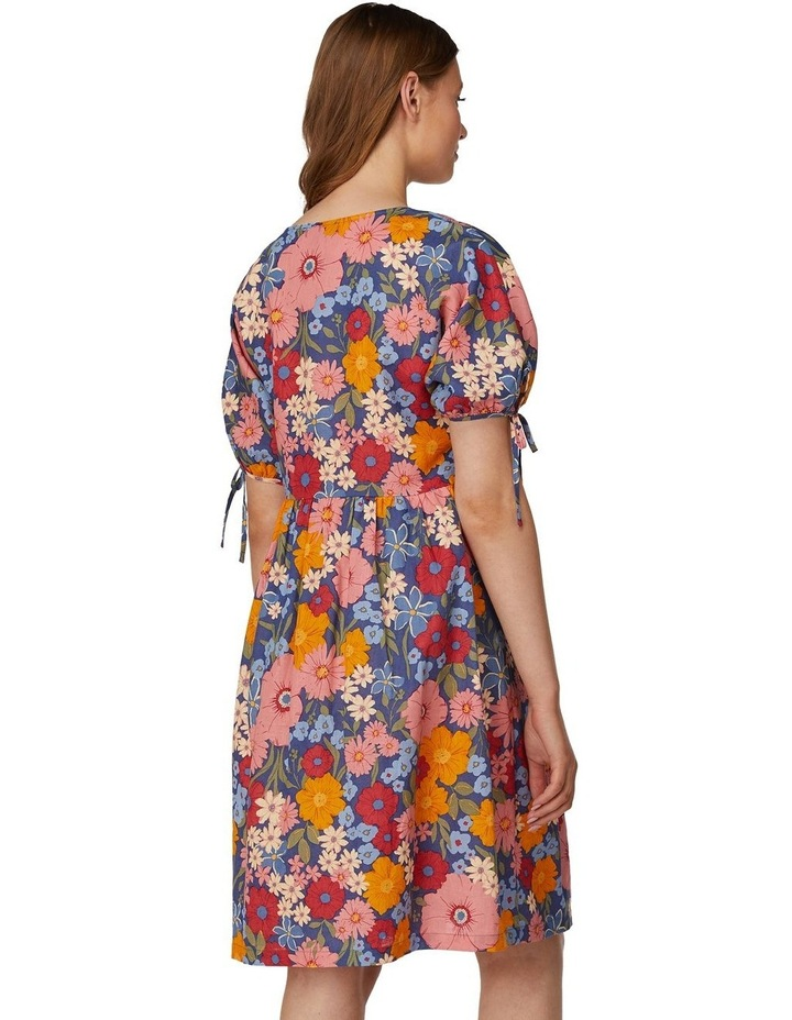 Gina Flora Smock Dress image 2
