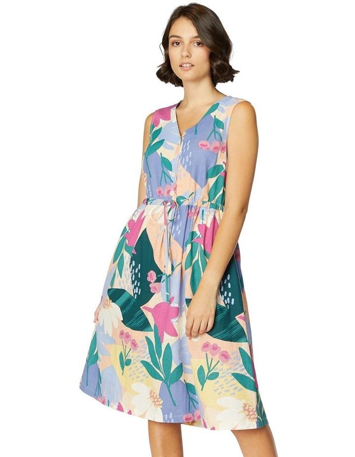 Camille Tie Waist Dress image 1