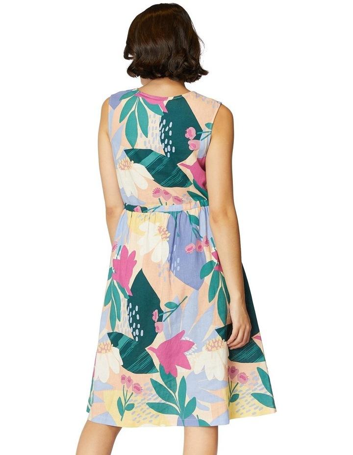 Camille Tie Waist Dress image 3