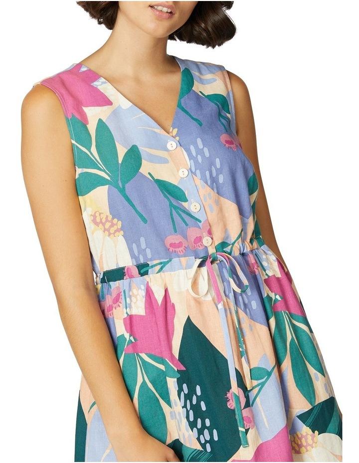Camille Tie Waist Dress image 4