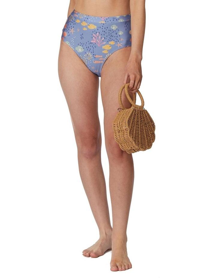 Wonderful Sea Bikini Bottoms image 1
