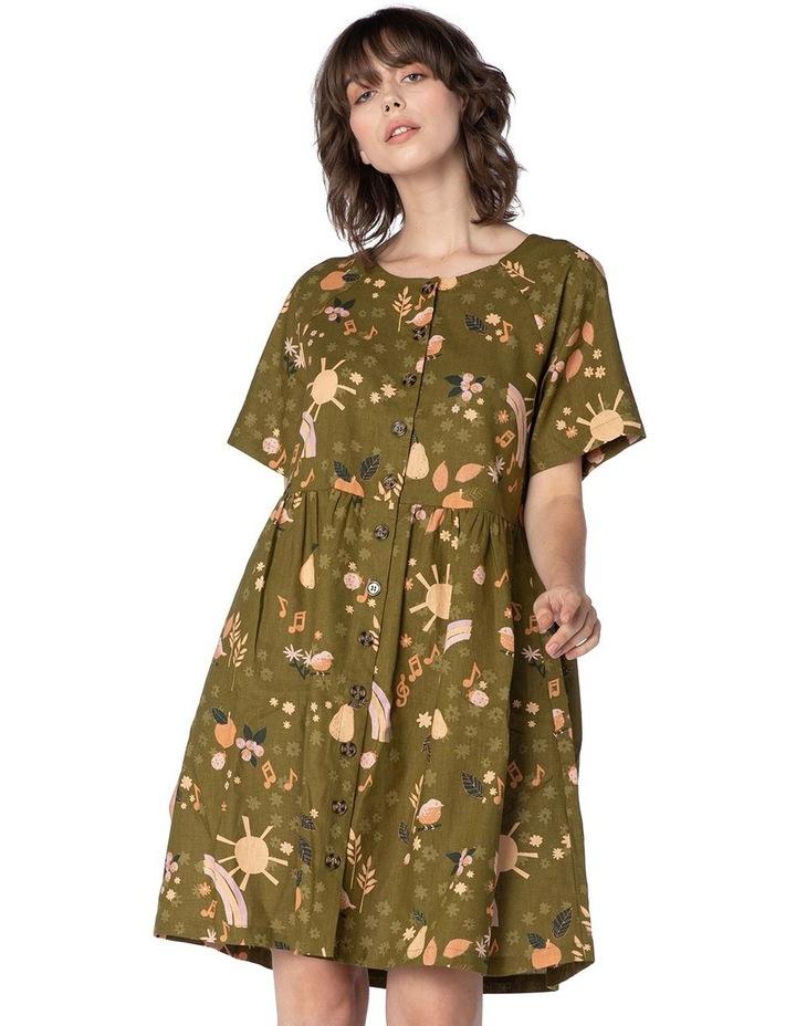 Autumn Picnic Dress image 1