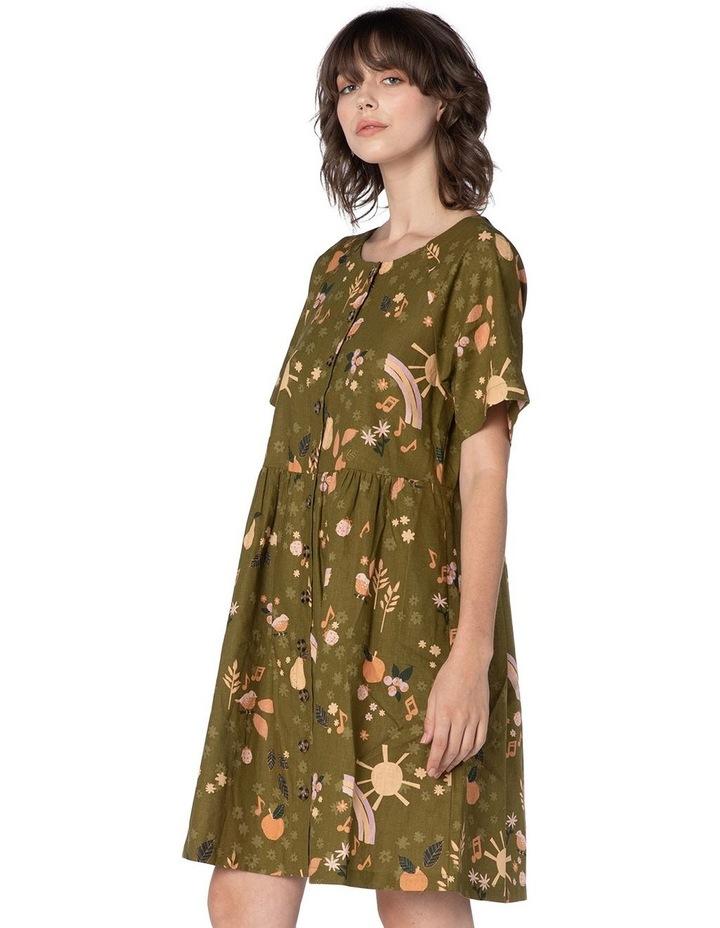 Autumn Picnic Dress image 2