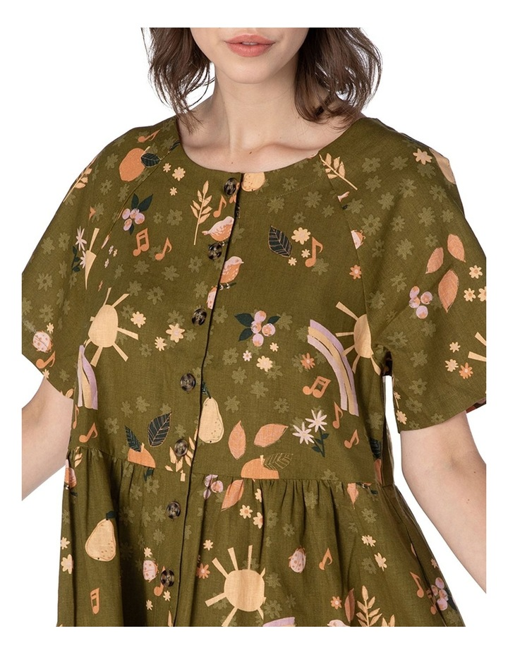 Autumn Picnic Dress image 4