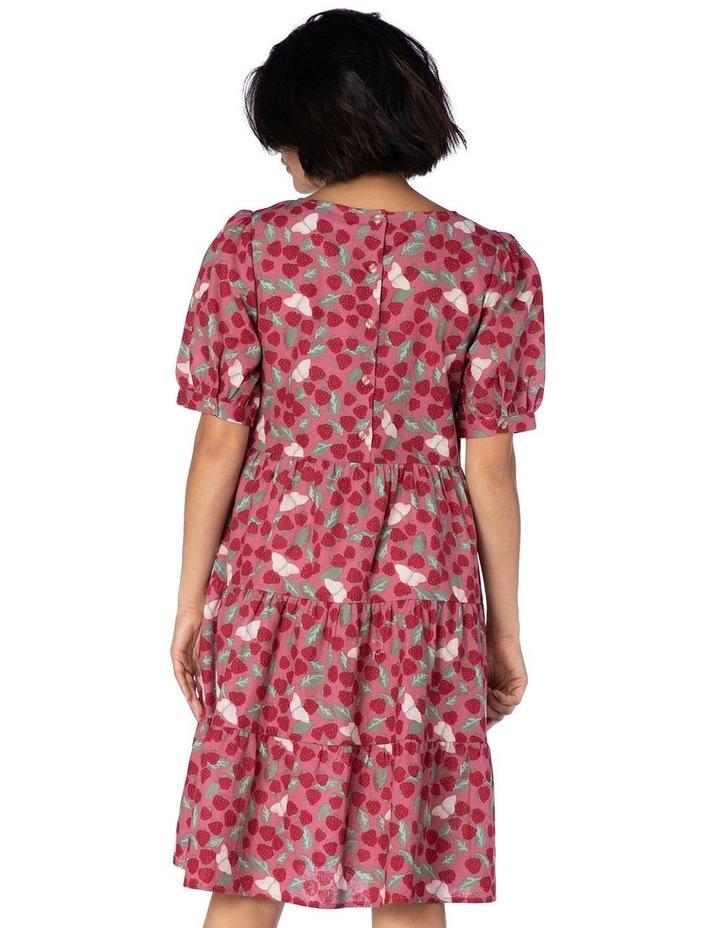 Raspberry Dress image 3