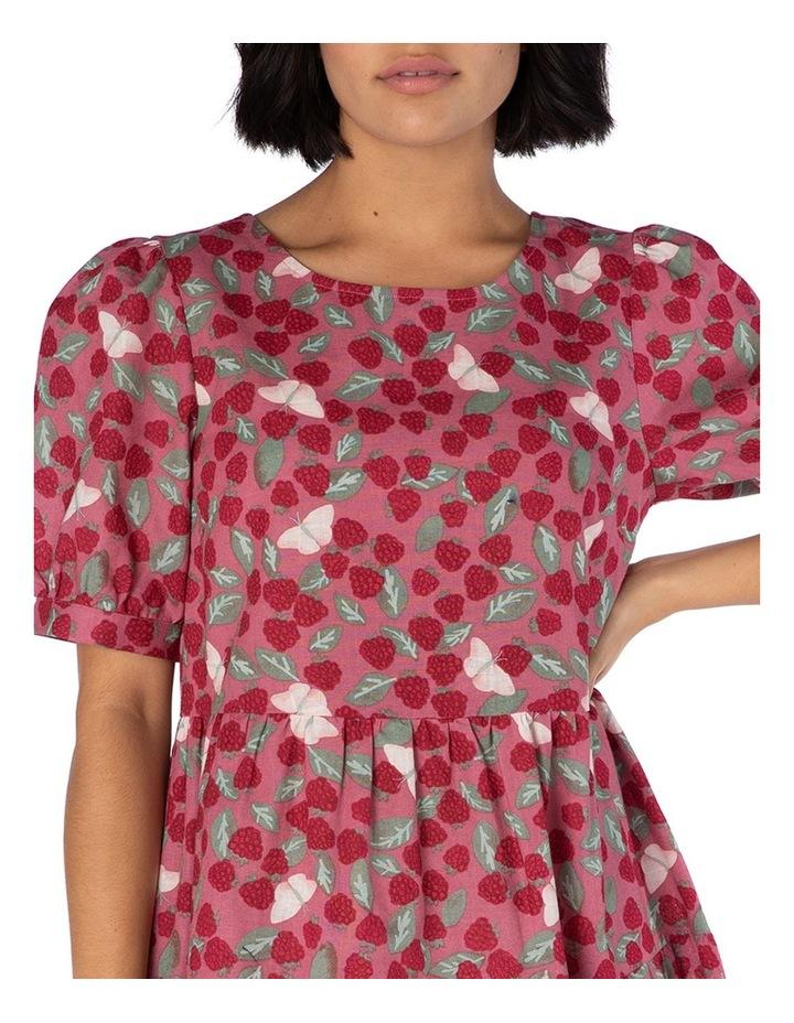 Raspberry Dress image 4