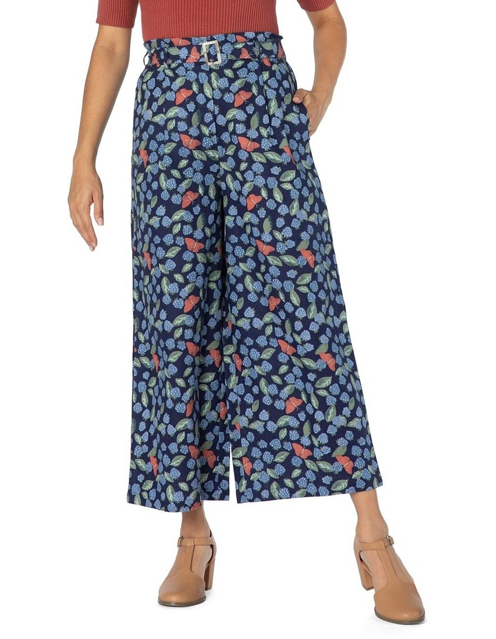 Raspberry Culottes image 1