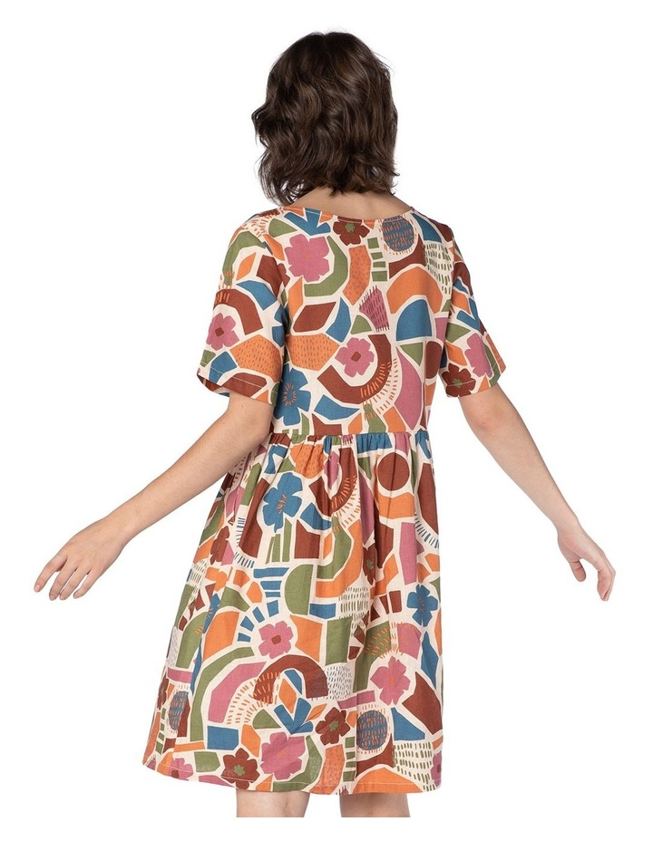 Sweet Geo Dress image 3