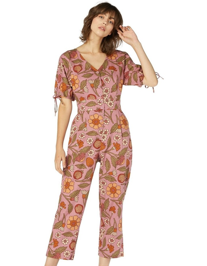 Fruits And Flora Jumpsuit image 1